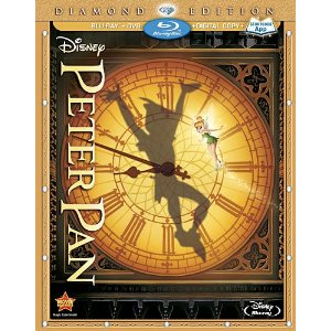 Peter Pan Diamond Edition 60th Anniversary Release