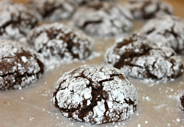 Triple Chocolate Fudge Cool Whip Cookies