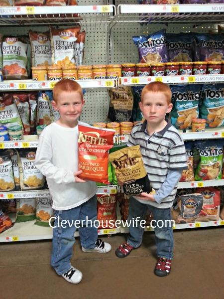 Kettle Brand Potato Chips & Basketball Tournaments #KettleMadness