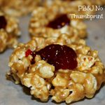 pbj no bake thumbprint cookies