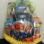 skylanders gift basket