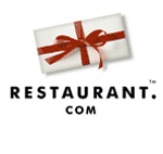 10K Fan Celebration: Win a $25 Restaurant.com Gift Card