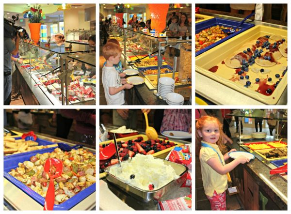Ultimate family dining at bricks family restaurant in the for Kids restaurants