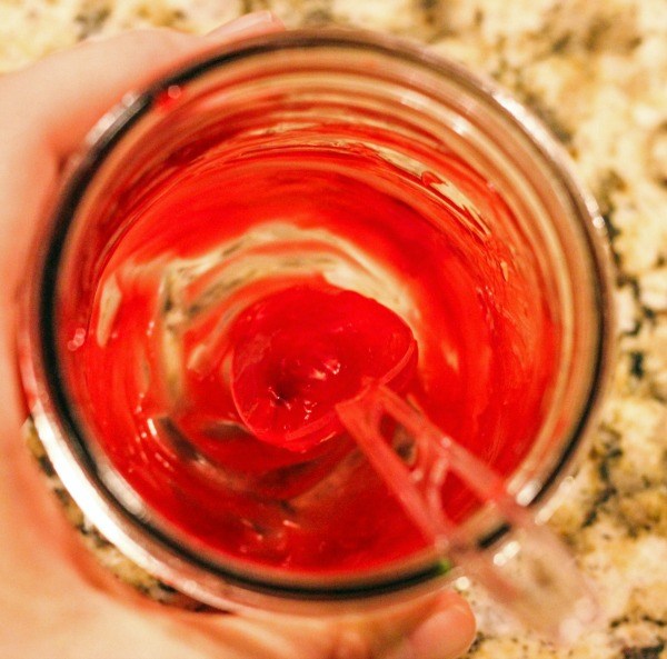 tinting elmer's glue
