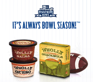 Win a Wholly Guacamole Party Pack for This weekend&#8217;s Games!!!