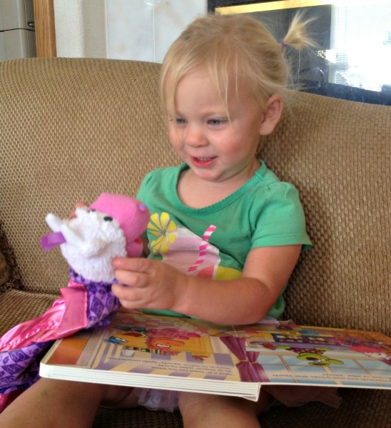 Bringing Stories To Life With Pajanimals Board Books