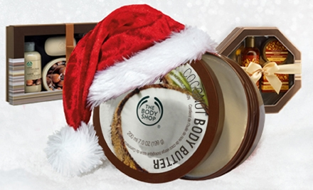 *HOT* $20 for $40 to The Body Shop!!!