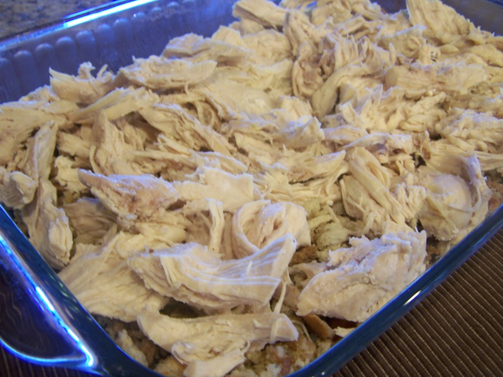 Company Chicken Casserole Recipe - Clever Housewife-8268