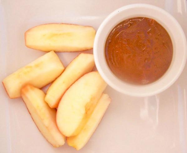 Homemade Caramel Dip