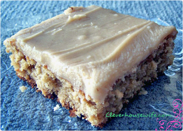 Peanut Butter Sheet Cake With Cake Mix