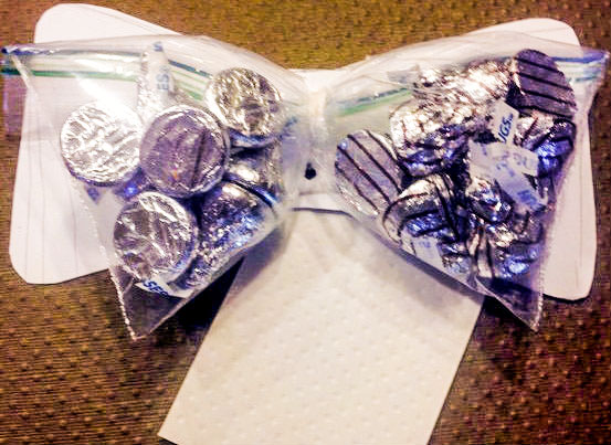 Father S Day Bow Tie Candy Craft Clever Housewife