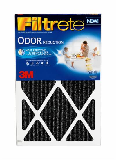 Healthy Living Tips and Info About the Filtrete Odor Reduction Filter
