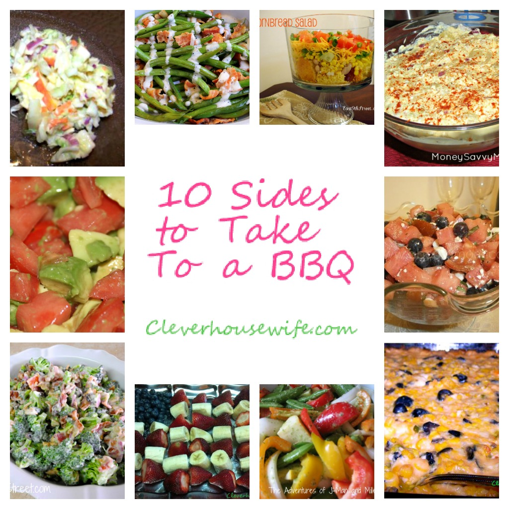 Side Dishes To Bring To A Bbq: 10 Great Sides To Take To A BBQ