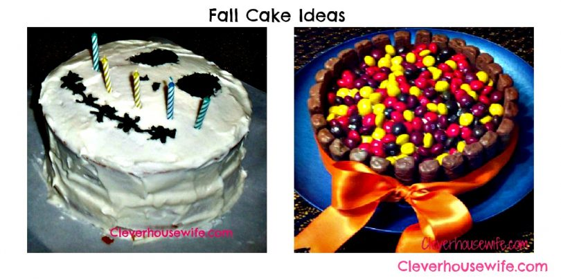 Fall Cakes Jack Skellington Cake Or Twix Cake Clever Housewife