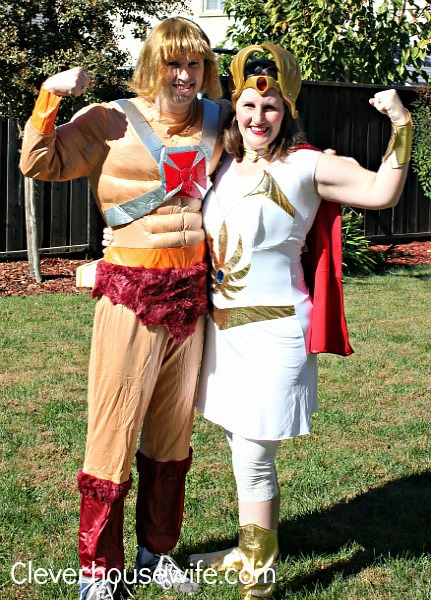 ... costume kids my husband and i chose to dress up as he man and she ra ...  sc 1 st  Best Kids Costumes & Kids She Ra Costume - Best Kids Costumes