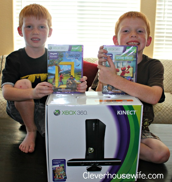 2-Way TV Experiences: Kinect Sesame Street TV and Kinect Nat Geo TV for Xbox 360