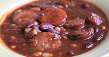 Cavanaugh Sausage Chili