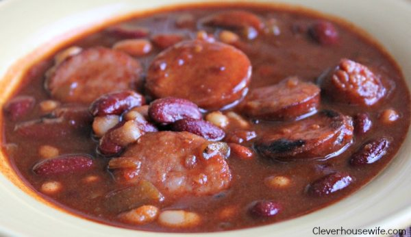 Cavanaugh Sausage Chili