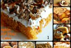 Pumpkin Desserts and Treats