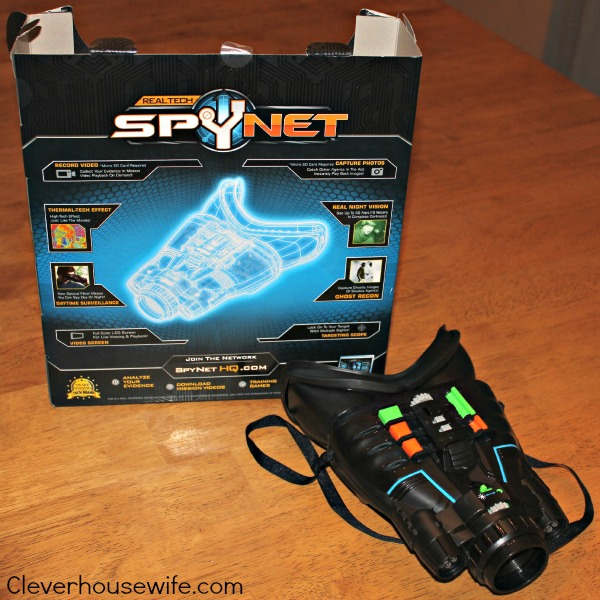 4f292e23762b7f Spy Net Ultra Vision Goggles Review   Giveaway - Clever Housewife
