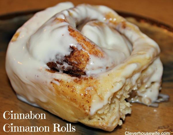 Cinnabon Cinnamon Roll Recipe Clever Housewife