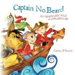 Storytime with Captain No Beard by Carole P. Roman