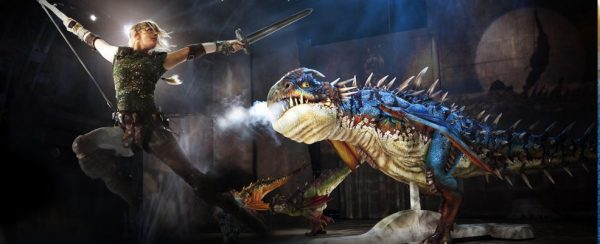 How To Train Your Dragon Live Spectacular In Sacramento