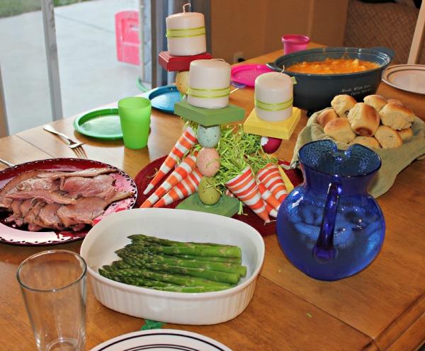 Easter Dinner for under $50