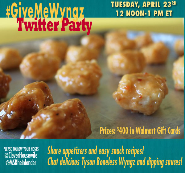 #GiveMeWyngz-Twitter-Party-RSVP