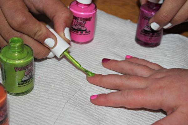 Piggy Paint Fingernail Polish
