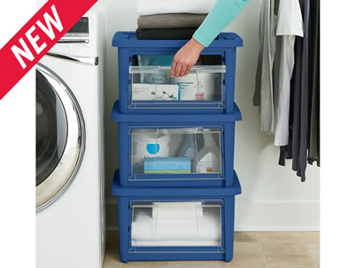 Turning Organized Chaos Into Organized Bliss with Rubbermaid® All AccessTM Organizers
