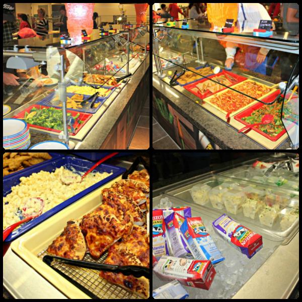 bricks family restaurant kids buffet