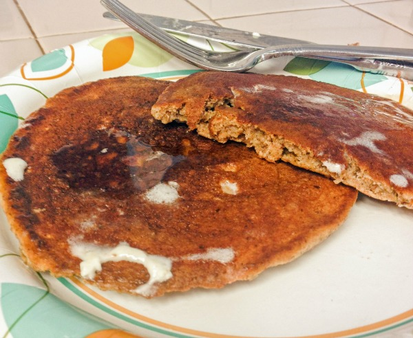 Healthy Start Pancakes