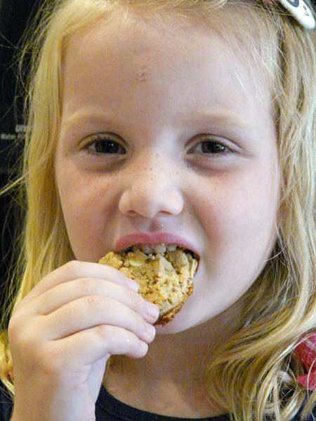 Tropical Cookies with Macadamia Nuts & Vanilla Chips – Gluten Free & Vegan