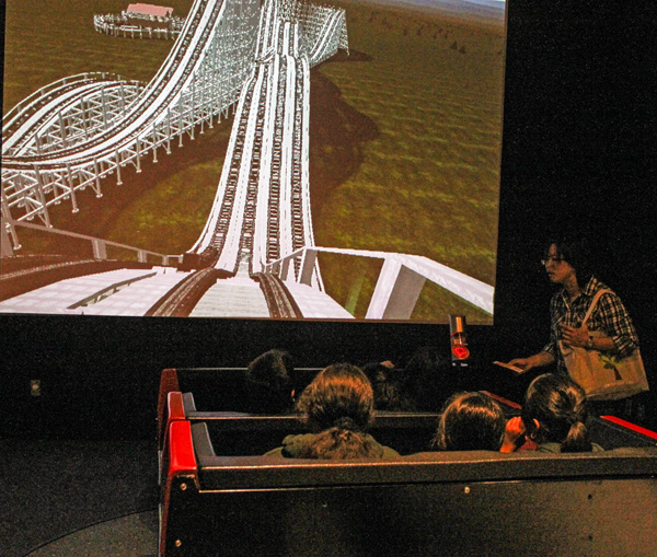Design Your Own Roller Coaster at The Tech Museum of Innovation