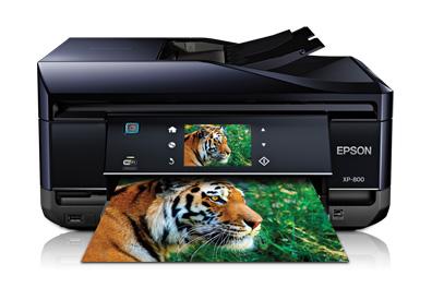 epson expression Premium Xp-800 printer