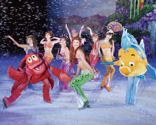 Disney On Ice Little Mermaid