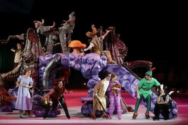 Disney On Ice Peter Pan
