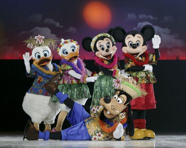 Disney On Ice Disney Friends