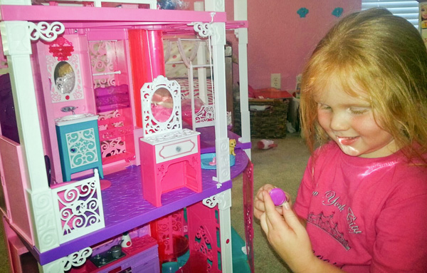 2013 Barbie Dreamhouse