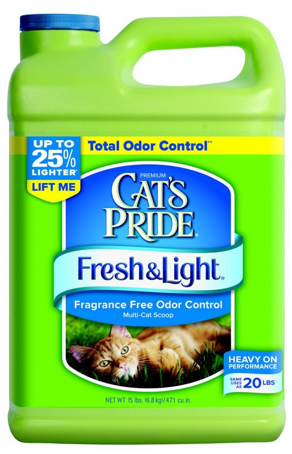 Cat's Pride Fresh & Light Fragrance Free