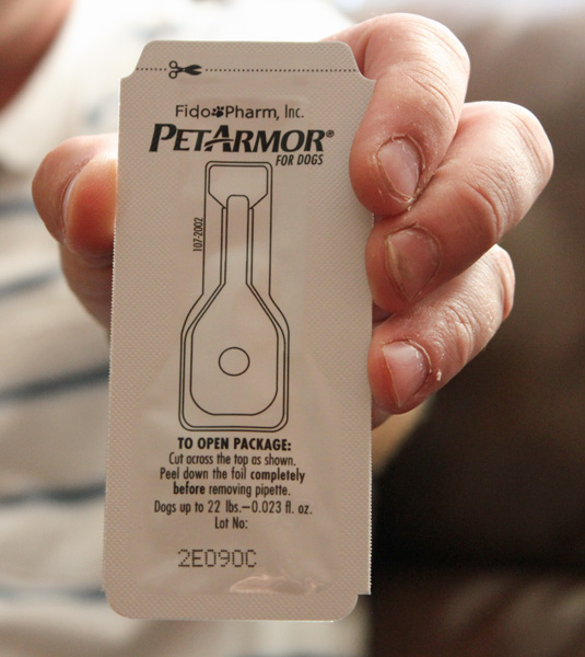 How to Get Rid of Fleas & Ticks with PetArmor