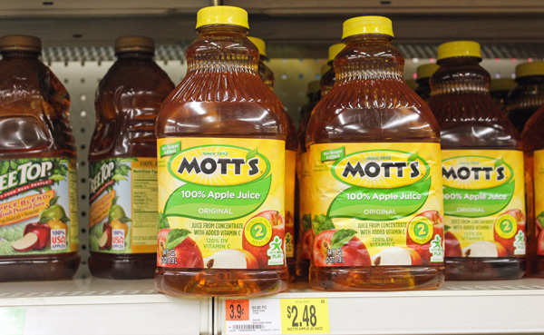 Mott's Apple Juice #HarvestFun #shop