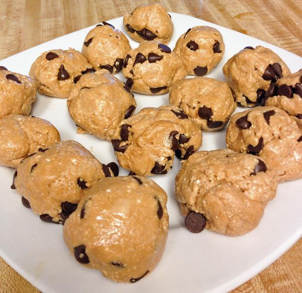 2-Minute, 2-Step Peanut Butter Balls