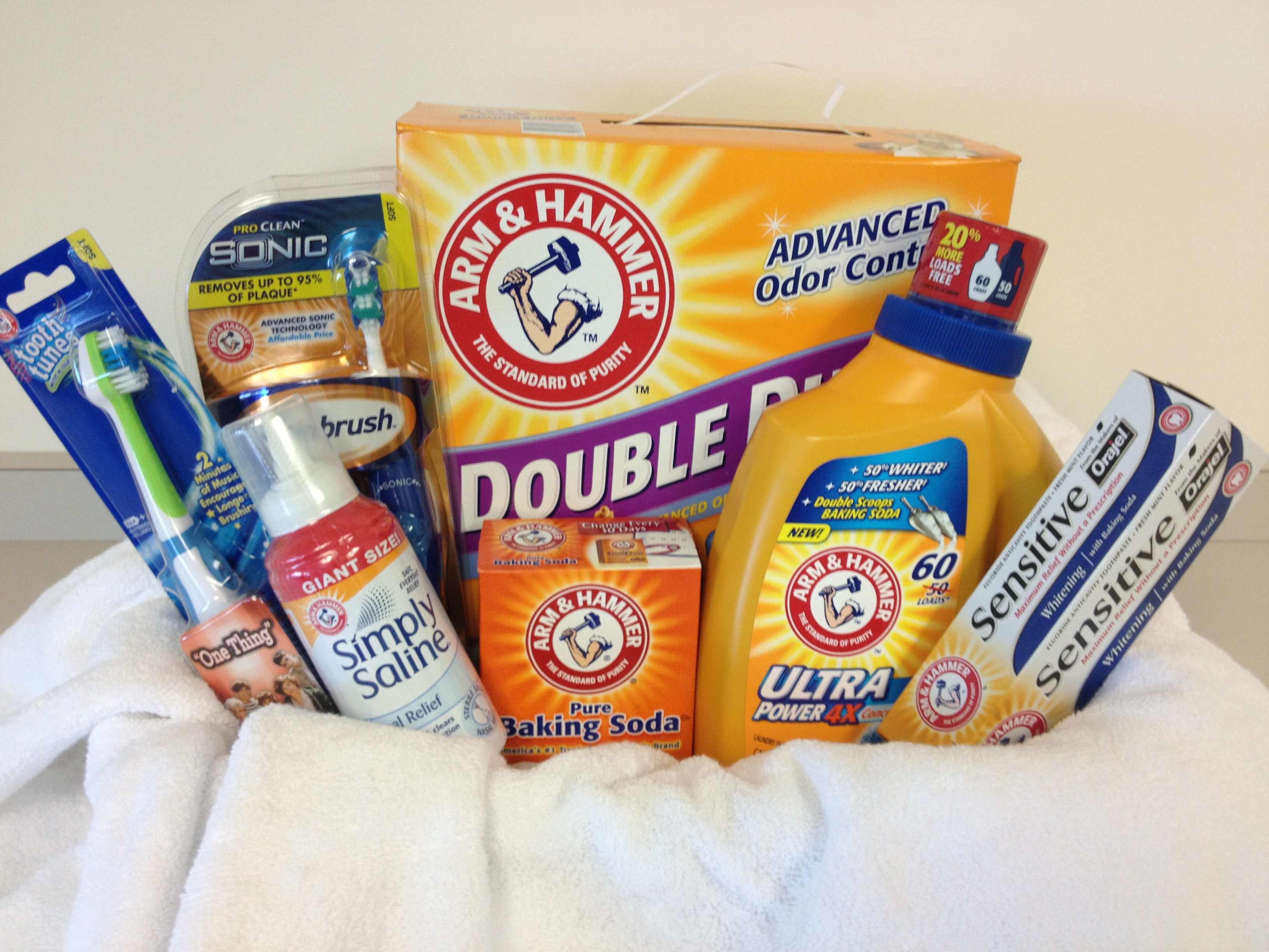 arm and hammer website