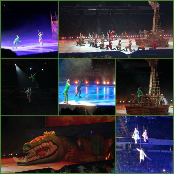 Disney On Ice Peter Pan
