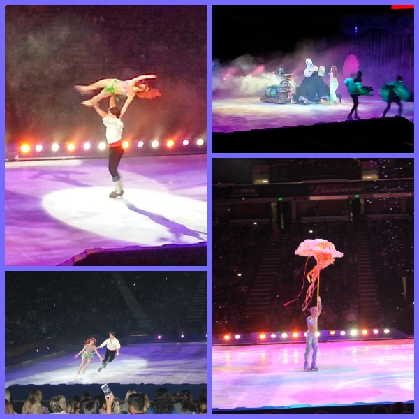 Disney On Ice The Little Mermaid