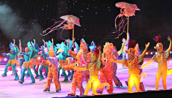 Disney On Ice Under the Sea