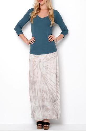 tie-dye maxi skirt 17