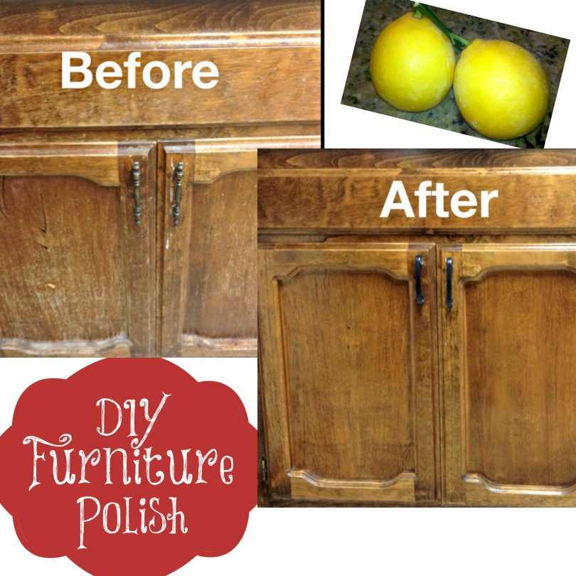 My Growing Diy Guy And Homemade Furniture Polish Recipe Clever